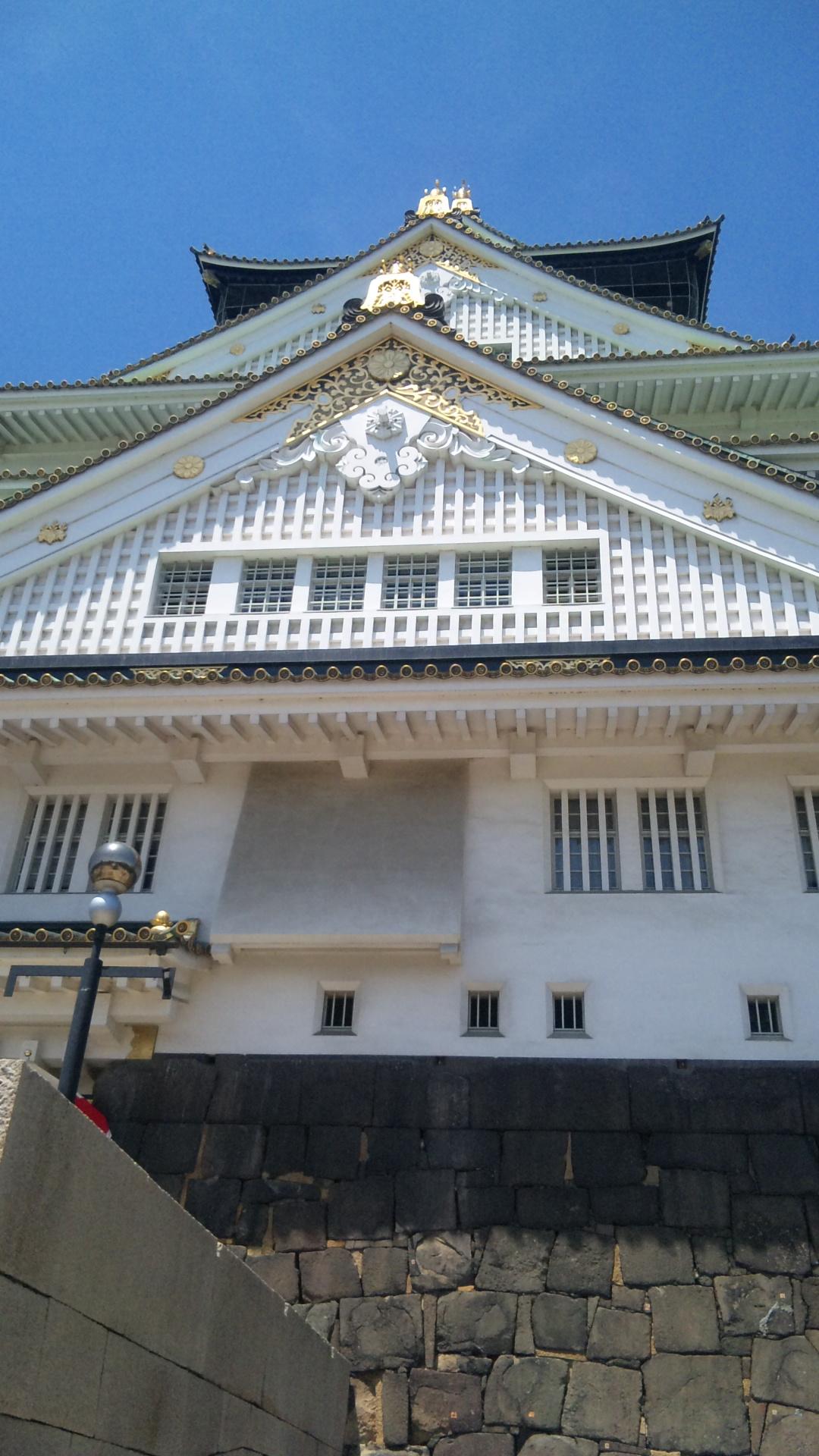大阪城攻め